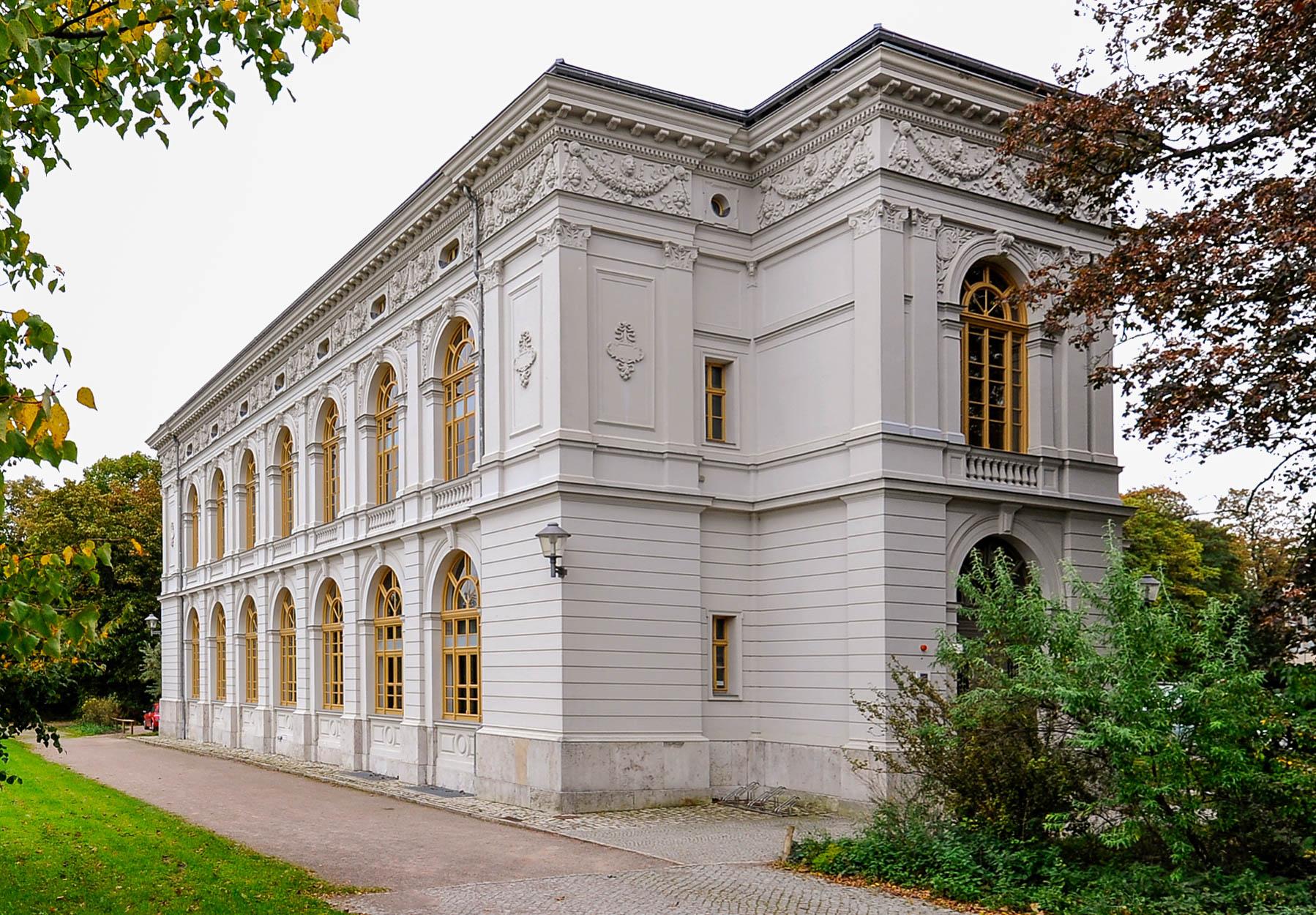 Gebäudeansicht Beethovenplatz