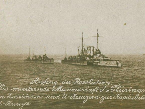 Postkarte S.M.S Thüringen